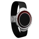 Eole, relógio conceitual que precisa ser assoprado para funcionar.